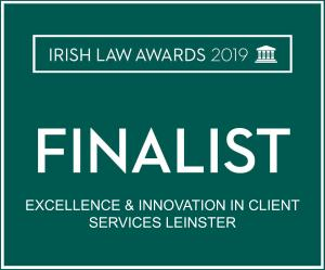 Irish Law Awards - Excellence and Innovation